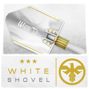 WHITE SHOVEL (Permanent)