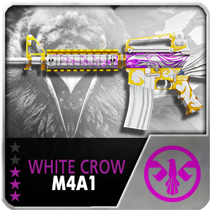 WHITE CROW M4A1 (Permanent)