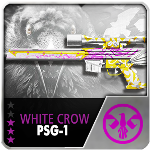 WHITE CROW PSG-1 (Permanent)