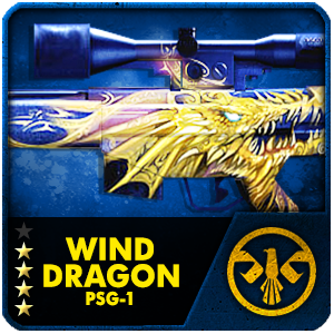WIND DRAGON PSG-1 (Permanent)