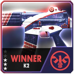 Winner K2 (Permanent)