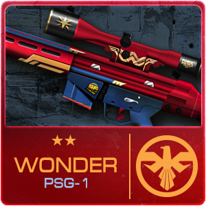 WONDER PSG-1 (Permanent)