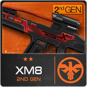 XM8 2ND GEN (Permanent)