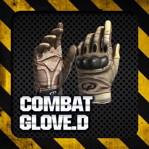 Combat Glove.D (14 วัน)
