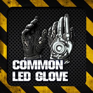 Common LED Glove (14วัน)
