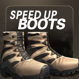 Common SpeedUp Boots (14 วัน)