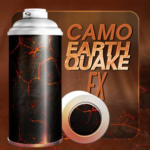 CAMO Earthquake FX (14 วัน)