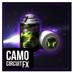 CAMO Circuit FX (ถาวร)