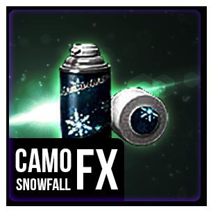 CAMO SnowfallFX (ถาวร)