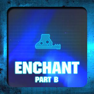 Enchant B Parts (400 ชิ้น)