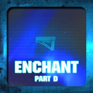 Enchant D Parts (400 ชิ้น)