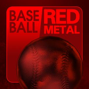 Baseball MetallicRed (ถาวร)