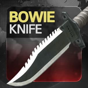 Bowie Knife (ถาวร)