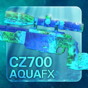 CZ700 Aqua FX (ถาวร)