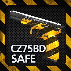 CZ75BD Safe (ถาวร)