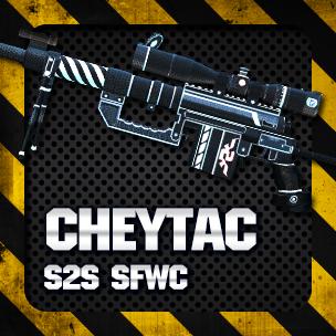 CheyTac M200 SFWC (ถาวร)