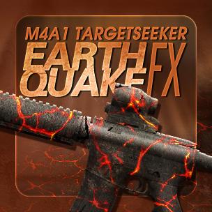 M4A1 Targetseeker Earthquake FX (7 วัน)