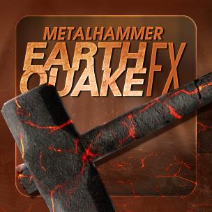 Metal Hammer Earthquake FX (7 วัน)