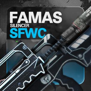 FAMAS Silencer SFWC (7 วัน)