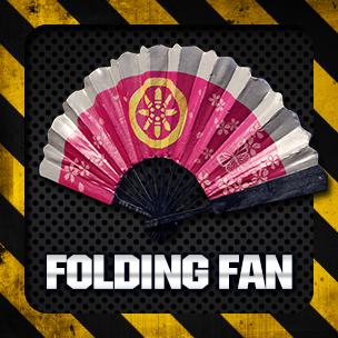 Folding Fan (ถาวร)