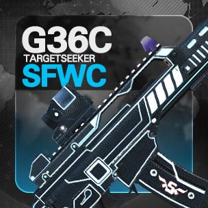 G36C Targetseeker SFWC (7 วัน)