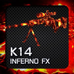 K14 Inferno FX (ถาวร)