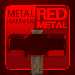 Metal Hammer Red Metal (ถาวร)