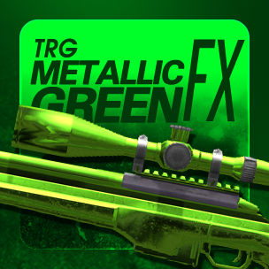 TRG Metallic Green (ถาวร)
