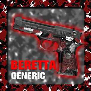 Beretta M92FS Generic (ถาวร)