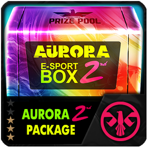 AURORA E-SPORT 2nd. BOX