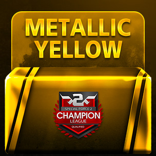 Metallic Yellow ESport