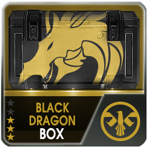 BLACK DRAGON BOX