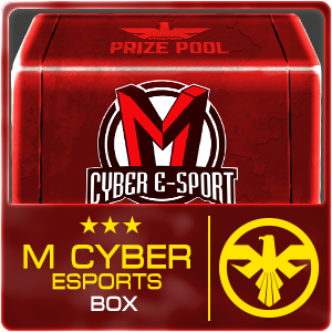 M Cyber Esports Box