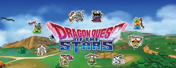 DRAGON QUEST OF THE STARS (Global)