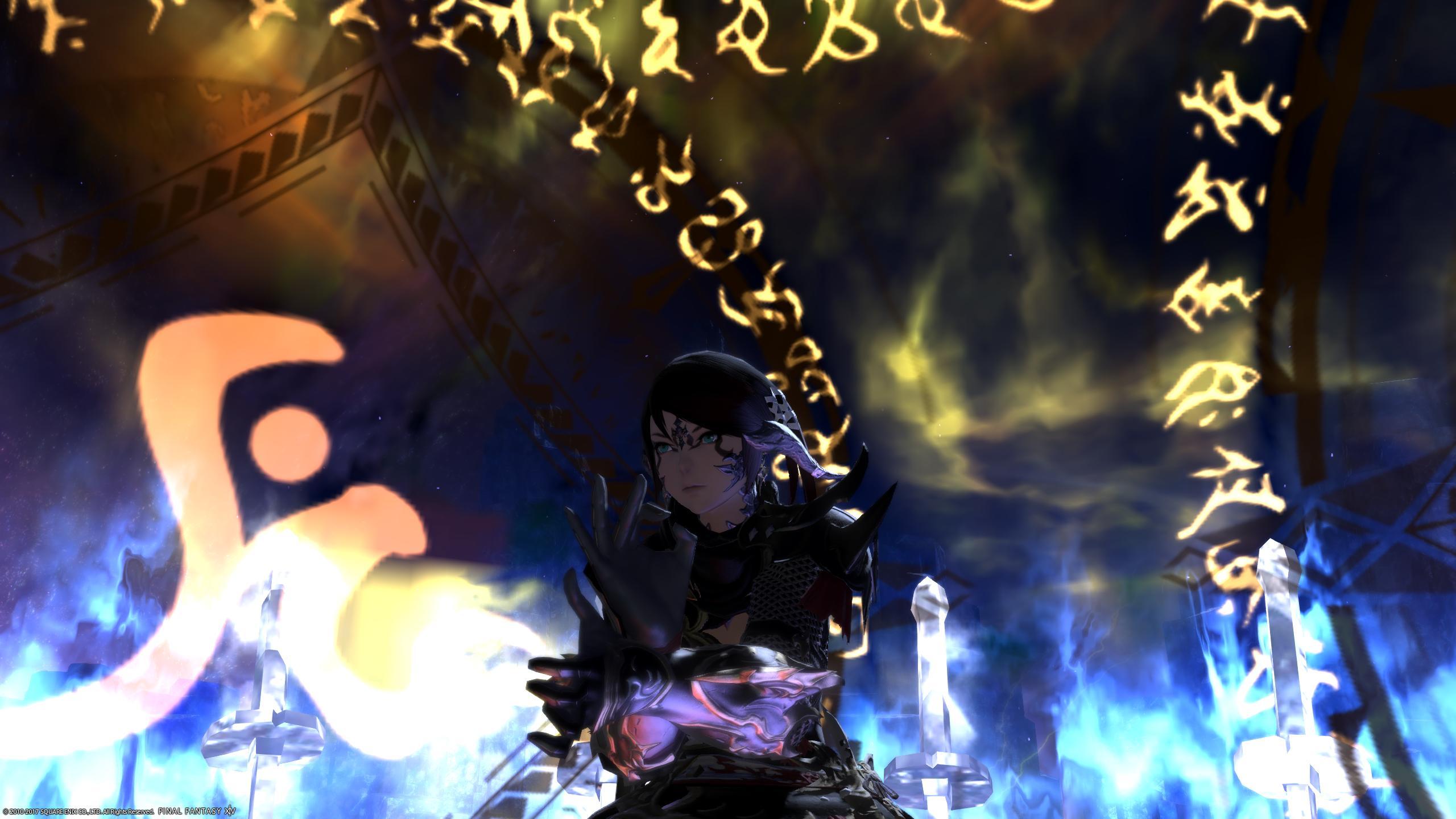 Final Fantasy XIV Shadowbringers ปล่อยตัวทดสอบเกม ฉลองยอดผู้เล่น 16