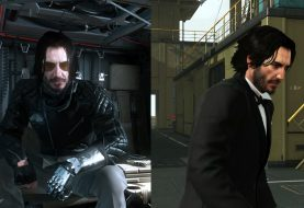 Metal Gear Solid V ม็อด Keanu Reeves ก็มา