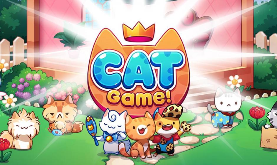 Cat Game เกมที่ทาสแมวต้องเล่น
