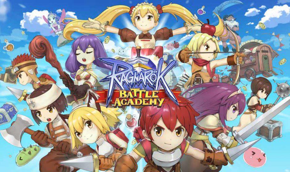 ชาว RO เตรียมเฮ! RAGNAROK BATTLE ACADEMY (ROBA) เปิดตัวแล้ว!!