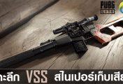 เจาะลึกปืนสไนเปอร์เก็บเสียง VSS